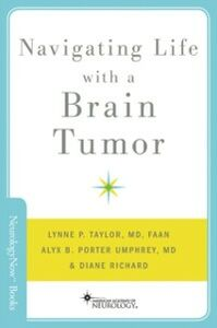 Ebook in inglese Navigating Life with a Brain Tumor Porter Umphrey, Alyx B. , Taylor, Lynne P.