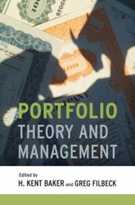 Ebook in inglese Portfolio Theory and Management -, -