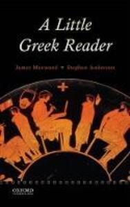 A Little Greek Reader - James Morwood,Stephen Anderson - cover