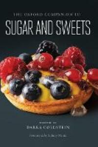 The Oxford Companion to Sugar and Sweets - cover