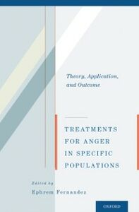 Ebook in inglese Treatments for Anger in Specific Populations: Theory, Application, and Outcome -, -