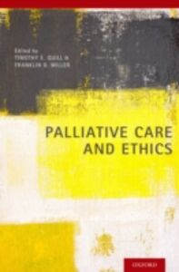 Ebook in inglese Palliative Care and Ethics -, -