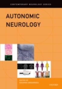 Foto Cover di Autonomic Neurology, Ebook inglese di Michelle Mauermann,Wolfgang Singer, edito da Oxford University Press