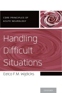 Ebook in inglese Handling Difficult Situations Wijdicks, Eelco F.M.