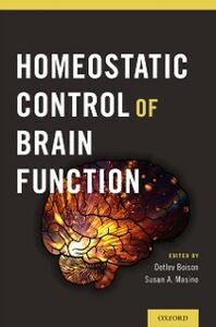 Ebook in inglese Homeostatic Control of Brain Function -, -