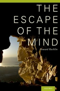 Ebook in inglese Escape of the Mind Rachlin, Howard