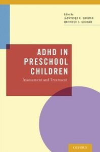 Ebook in inglese ADHD in Preschool Children: Assessment and Treatment
