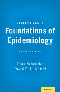 Ebook in inglese Lilienfelds Foundations of Epidemiology Lilienfeld, David E. , Schneider, Dona