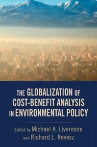 Ebook in inglese Globalization of Cost-Benefit Analysis in Environmental Policy