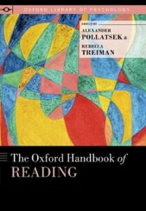 Ebook in inglese Oxford Handbook of Reading