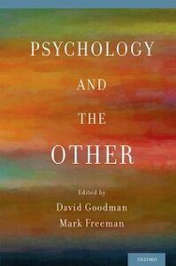 Ebook in inglese Psychology and the Other -, -