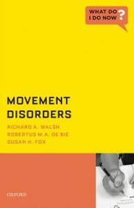 Ebook in inglese Movement Disorders de Bie, Robertus M.A. , Fox, Susan H. , Walsh, Richard A.