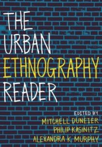 Ebook in inglese Urban Ethnography Reader