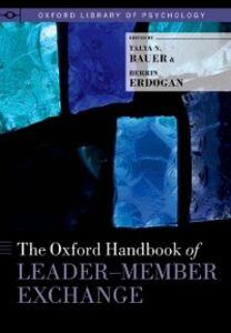 Ebook in inglese Oxford Handbook of Leader-Member Exchange