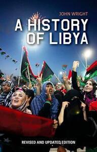History of Libya - John Wright - cover