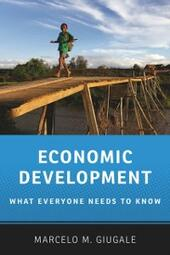 Economic Development: What Everyone Needs to KnowRG