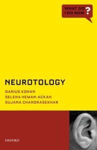 Ebook in inglese Neurotology Chandrasekhar, Sujana , Heman-Ackah, Selena , Kohan, Darius