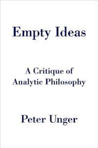 Foto Cover di Empty Ideas: A Critique of Analytic Philosophy, Ebook inglese di Peter Unger, edito da Oxford University Press