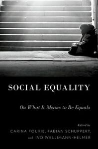 Foto Cover di Social Equality: On What It Means to be Equals, Ebook inglese di  edito da Oxford University Press