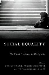 Social Equality: On What It Means to be Equals