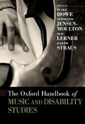 Oxford Handbook of Music and Disability Studies