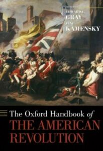 Foto Cover di Oxford Handbook of the American Revolution, Ebook inglese di  edito da Oxford University Press