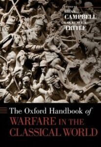 Foto Cover di Oxford Handbook of Warfare in the Classical World, Ebook inglese di  edito da Oxford University Press