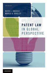 Patent Law in Global Perspective - cover