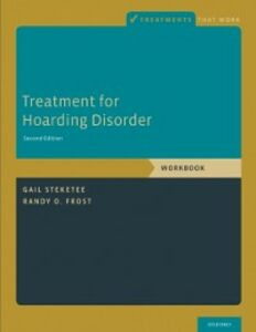 Foto Cover di Treatment for Hoarding Disorder: Workbook, Ebook inglese di Randy O. Frost,Gail Steketee, edito da Oxford University Press