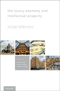 Ebook in inglese Luxury Economy and Intellectual Property: Critical Reflections -, -