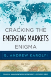Ebook in inglese Cracking the Emerging Markets Enigma Karolyi, G. Andrew