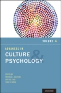 Foto Cover di Advances in Culture and Psychology, Volume 4, Ebook inglese di Ying-yi Hong, edito da Oxford University Press