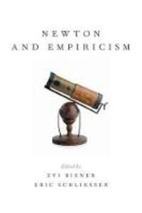 Newton and Empiricism - cover