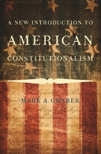 Ebook in inglese New Introduction to American Constitutionalism Graber, Mark A.