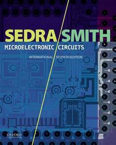 Microelectronic Circuits - Adel S. Sedra,Kenneth Smith - cover