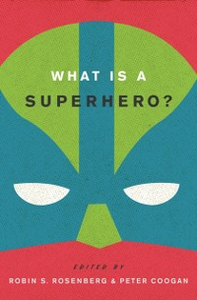 Ebook in inglese What is a Superhero? -, -
