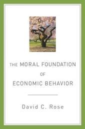 Moral Foundation of Economic Behavior