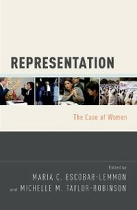 Ebook in inglese Representation: The Case of Women