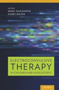 Ebook in inglese Electroconvulsive Therapy in Children and Adolescents -, -