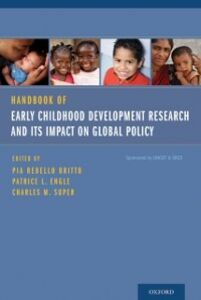 Ebook in inglese Handbook of Early Childhood Development Research and Its Impact on Global Policy
