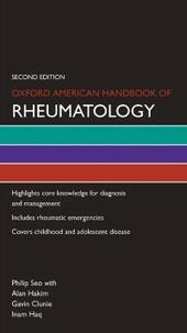 Oxford American Handbook of Rheumatology
