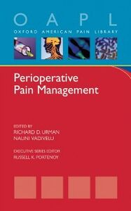 Ebook in inglese Perioperative Pain Management -, -