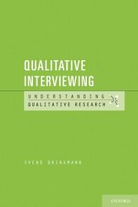 Ebook in inglese Qualitative Interviewing Brinkmann, Svend