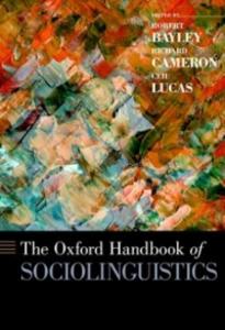 Ebook in inglese Oxford Handbook of Sociolinguistics -, -
