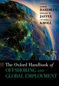 Ebook in inglese Oxford Handbook of Offshoring and Global Employment