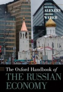 Foto Cover di Oxford Handbook of the Russian Economy, Ebook inglese di  edito da Oxford University Press