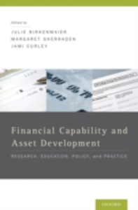 Ebook in inglese Financial Capability and Asset Development: Research, Education, Policy, and Practice -, -
