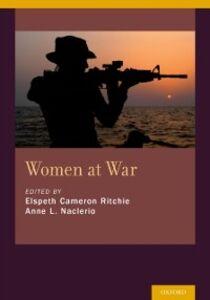 Foto Cover di Women at War, Ebook inglese di  edito da Oxford University Press