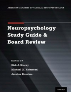 Ebook in inglese Clinical Neuropsychology Study Guide and Board Review -, -