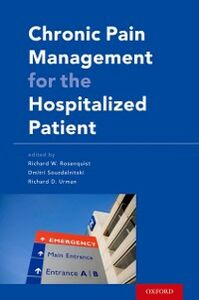 Ebook in inglese Chronic Pain Management for the Hospitalized Patient -, -